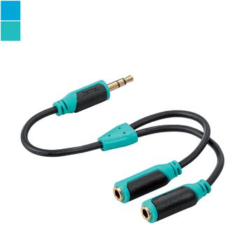 Hama Sdoppiatore Jack Audio 3,5mm
