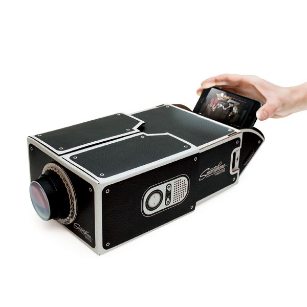 Luckies Proiettore 2.0 per smartphone Immagine