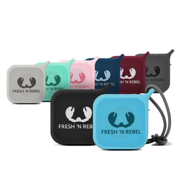 Fresh 'n Rebel Altoparlante Bluetooth Rockbox PEBBLE Immagine