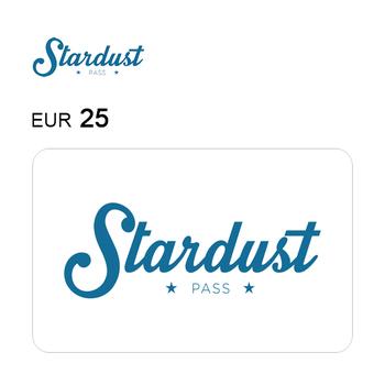 Carta regalo Stardust da 25€