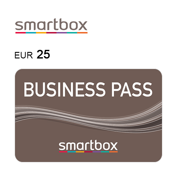 Carta regalo Smartbox da 25€ Immagine
