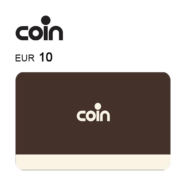 Carta regalo Coin da 10€ Immagine