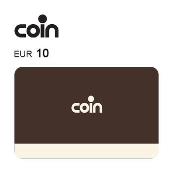 Carta regalo Coin da 10€